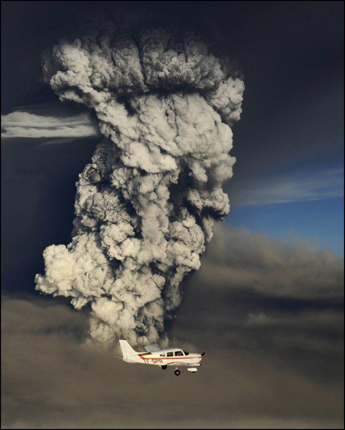 самолет вулкан