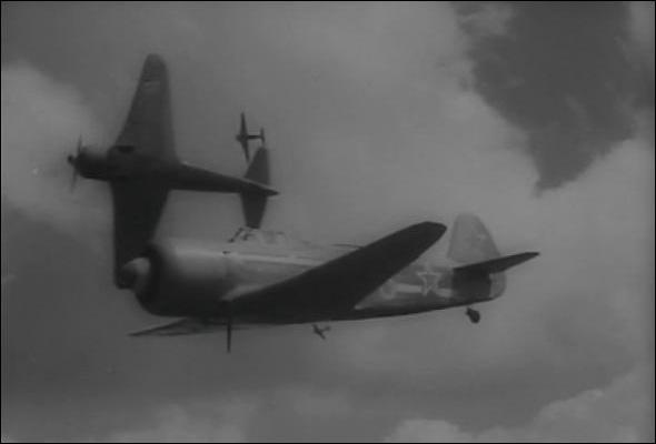 самолет и кино