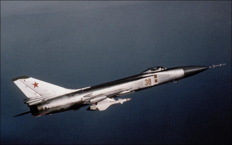 Перехватчик СУ-15