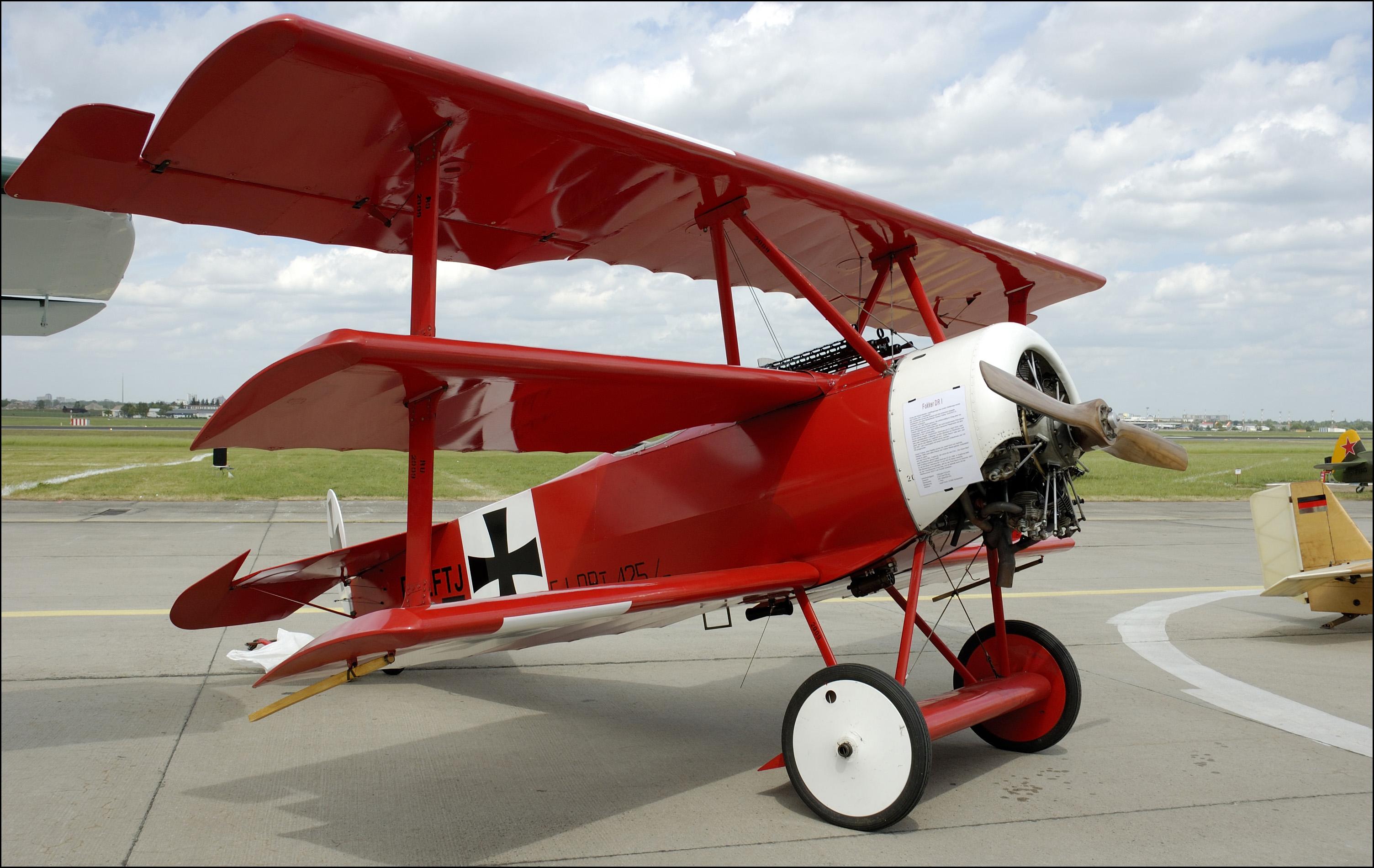 Самолеты первой мировой войны фото - 0