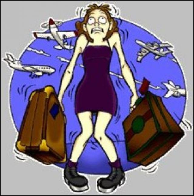 Боюсь летать или аэрофобия