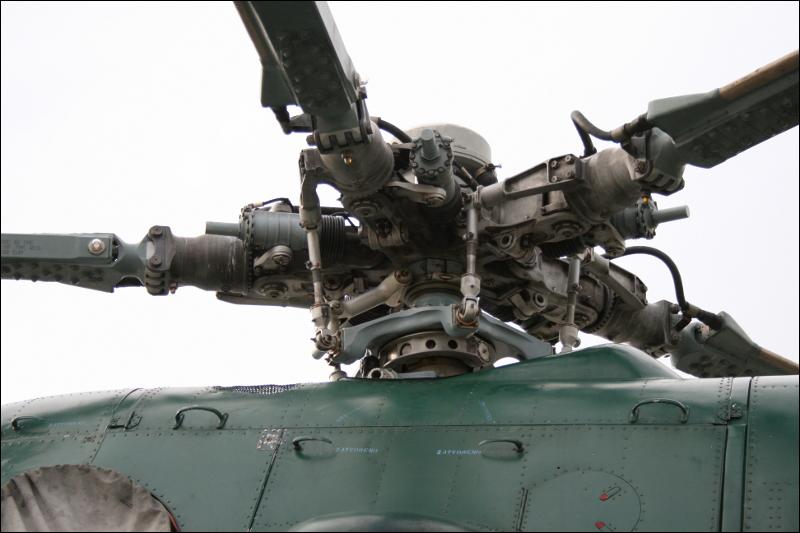 Автомат перекоса вертолета.