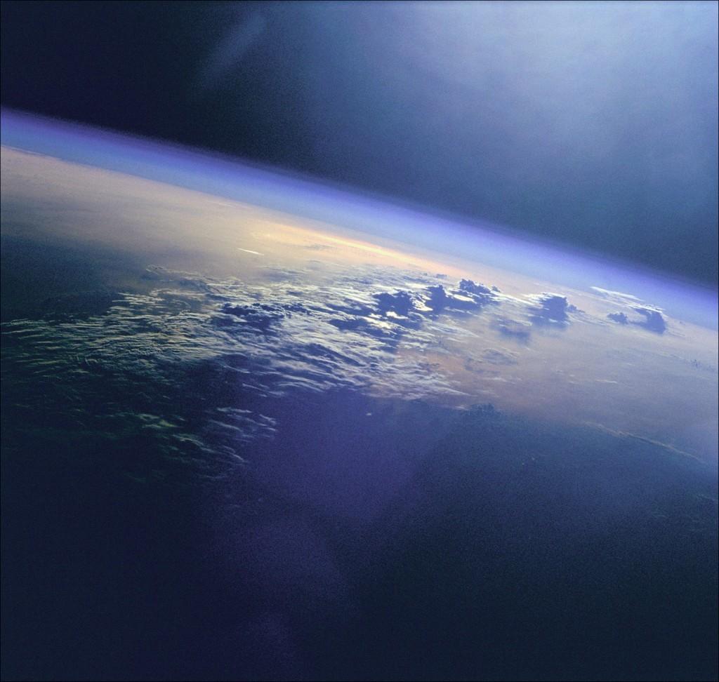 Атмосфера Земли и физические свойства воздуха.