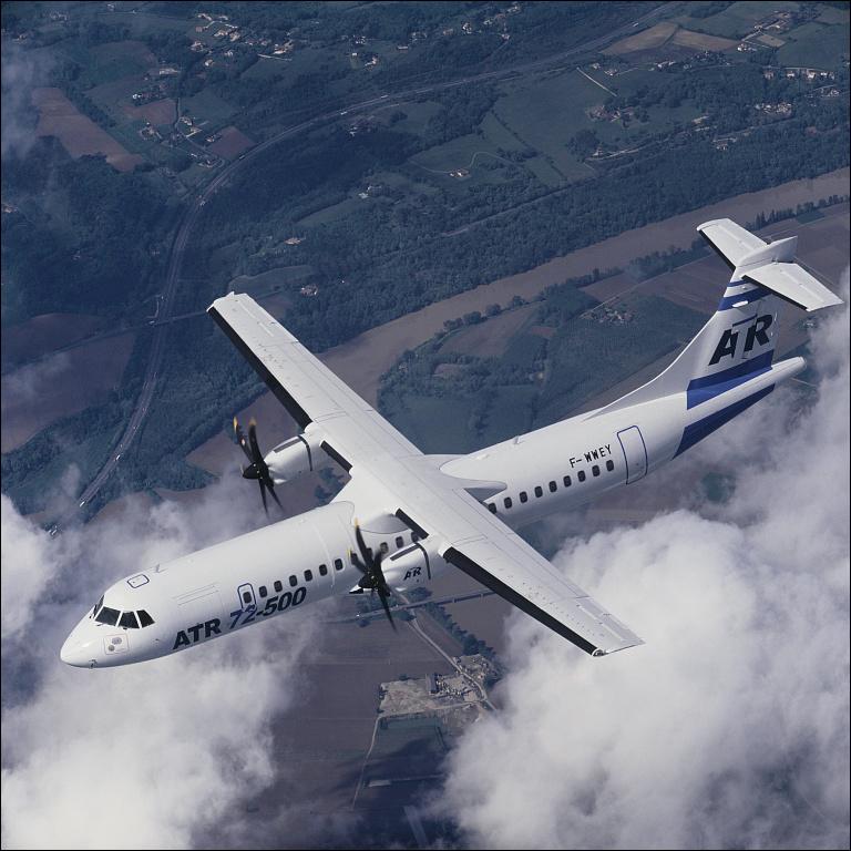 Семейство самолетов ATR. ATR-42, ATR-72.
