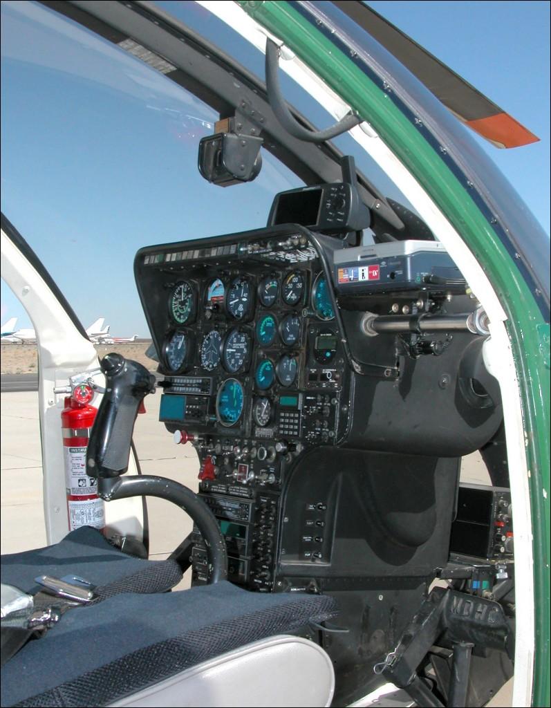 Управление вертолетом.