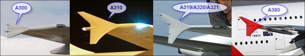 Законцовки крыла, винглеты и прочие штучки против индуктивного сопротивления.