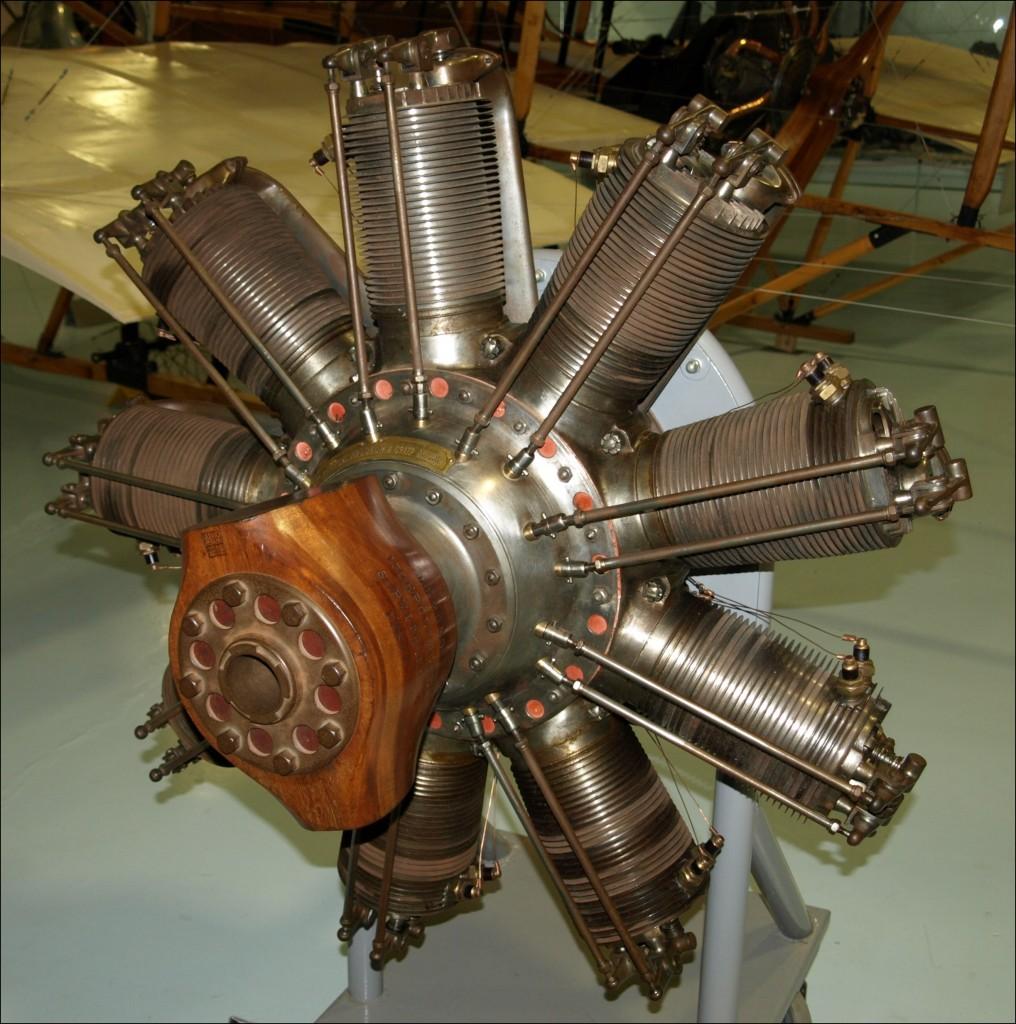 Ротативный двигатель. Чумазый вояка...