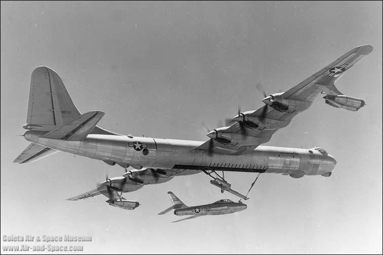 Летающие Гоблины, Бурлаки и прочая экзотика, как альтернатива дозаправке в воздухе. (Дозаправка в воздухе, часть 2).