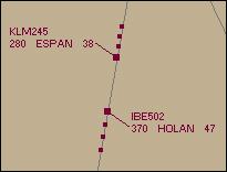 Высотомер и высота полета самолета.