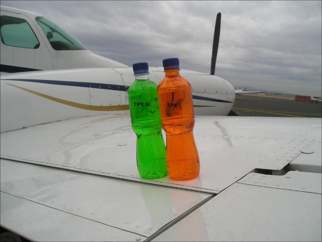Обледенение летательных аппаратов.
