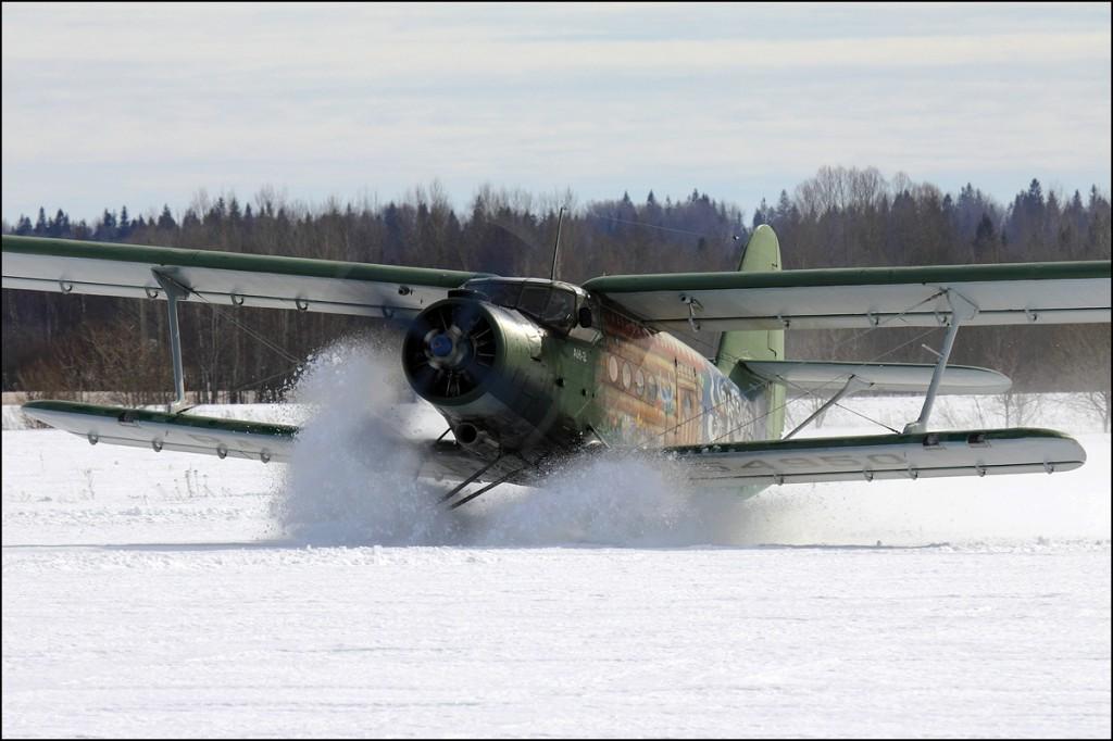 «Вечный» самолет АН-2.