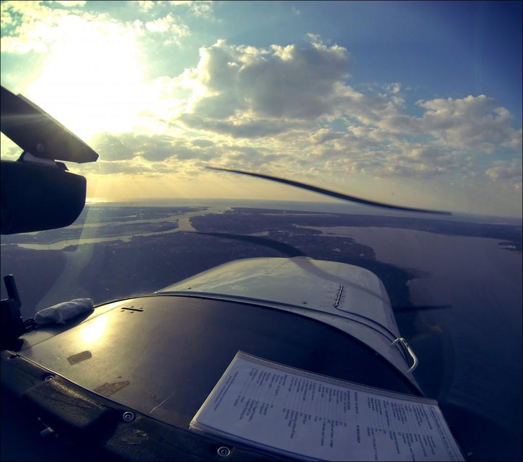 Обучение пилотов.
