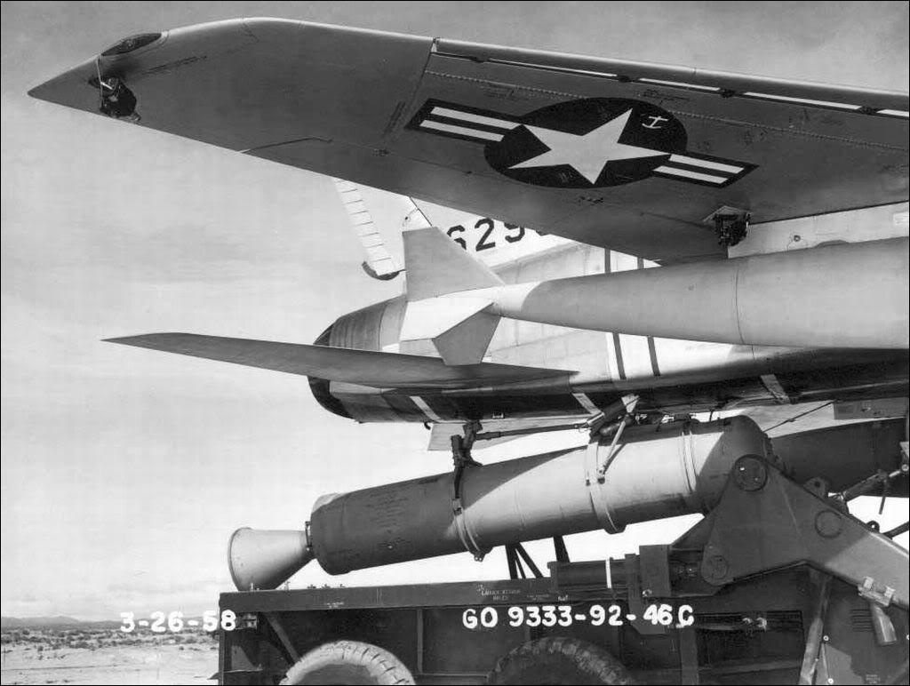 Авиационные ракетные ускорители.Часть 2.