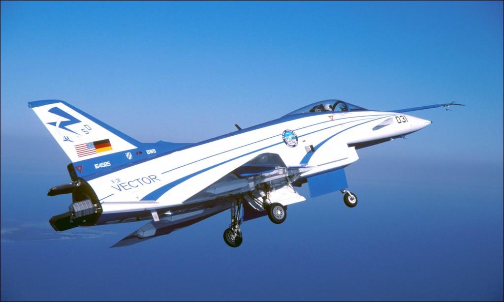 Реактивное сопло в авиации.