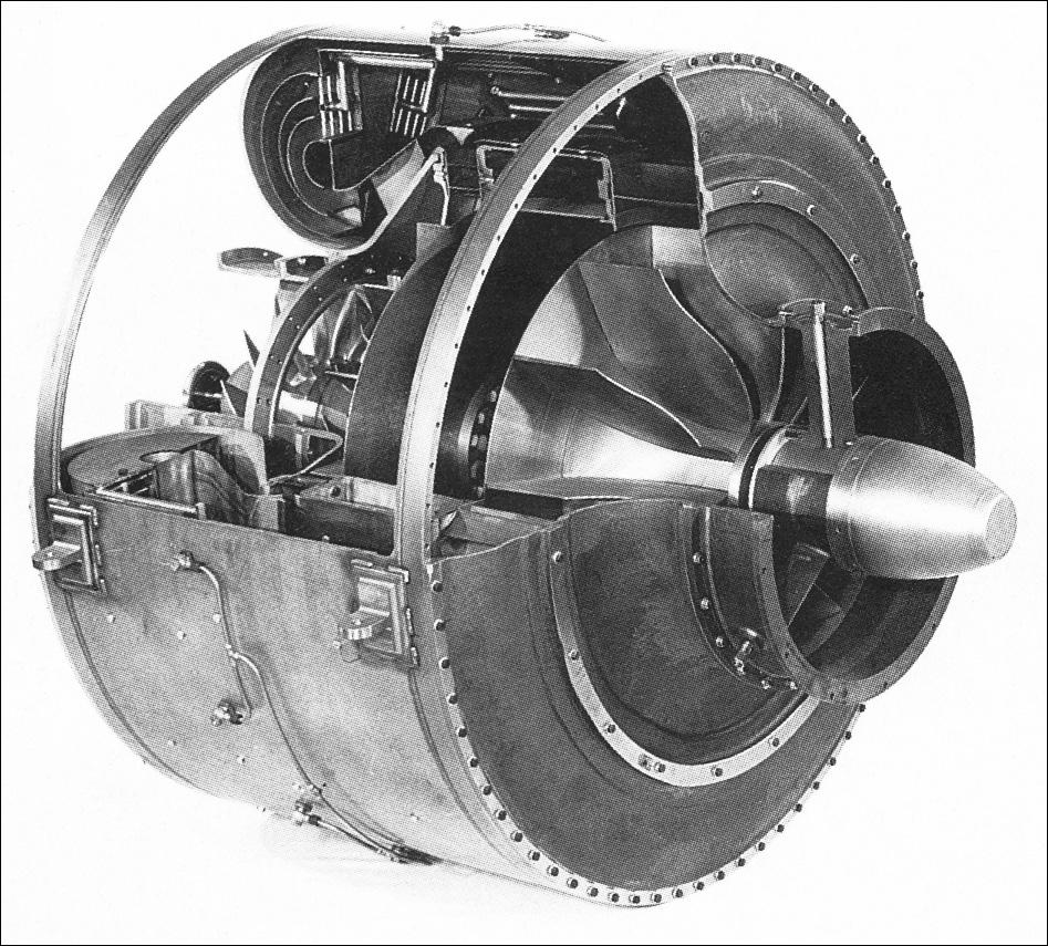 О турбинах, авиационных и не только...